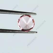 Synthetic Stone AAAAA Round Cut Shiny Pink Morganite Gem Stone