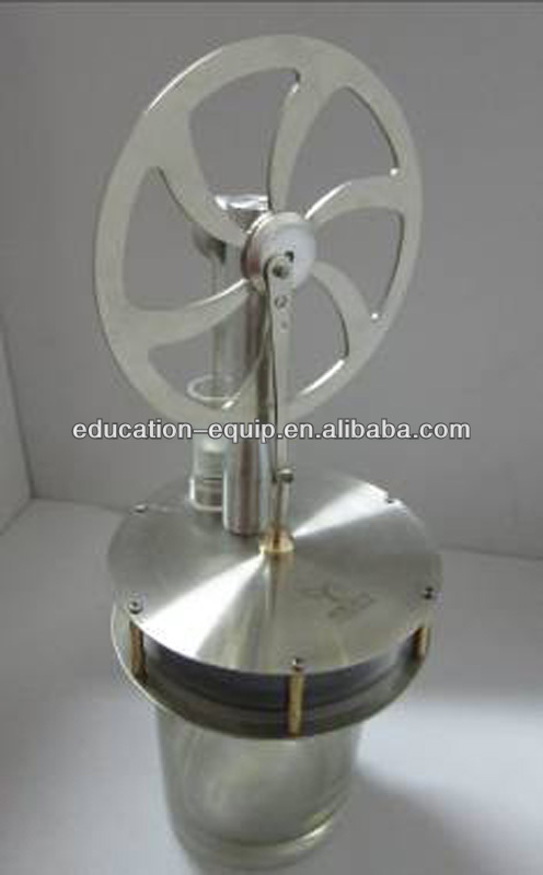 SE47007 Low Temperature Driven Stirling Engine Model