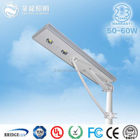 new designed product feilong lighting led street light power 5w18W 20W 30W 40W 60W Integrated cree Solar LED Street Light