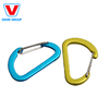 Wholesale Custom Carabiner Safety Double End Stainless Steel Snap Hook