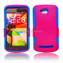 new product toolbox hybrid combo mesh case for Samsung galaxy S II Skyrocket i727