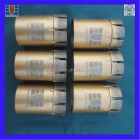 Diamond Material and Core Drill Bit Type Diamond core drill bits for hard rock