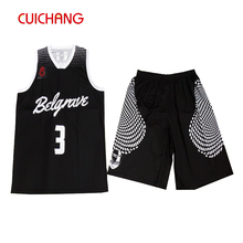 Factory Direct Supply Wholesale Eyelet Fabric basketball uniform
