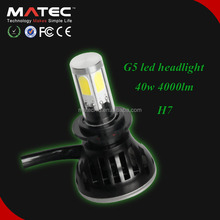 Guangzhou auto parts h7 auto led by conversion kits for Truck, 12V H7 bulb led light