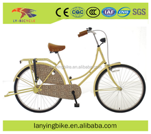Traditional dutch type 28 inch city bike /bicicletas bike factory from China
