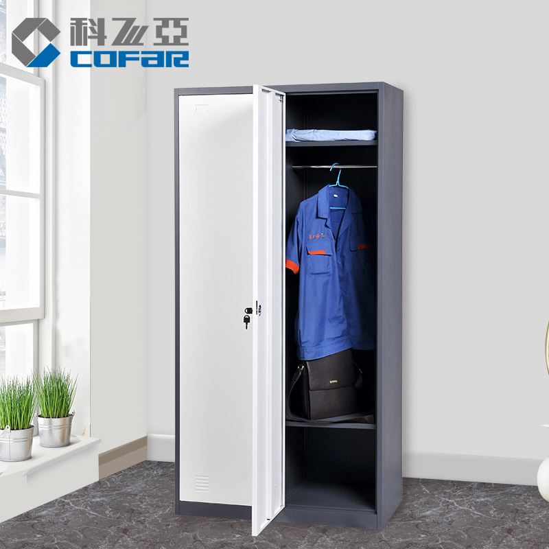 Commercial Office Malaysia Supplier Personal Steel Metal Wardrobe Closets Locker
