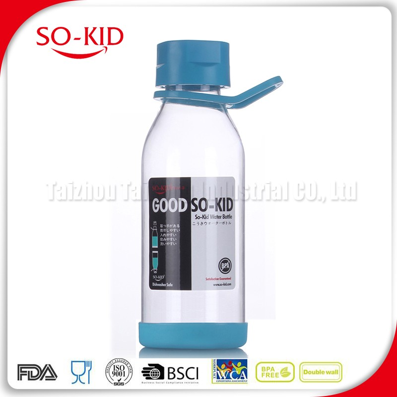 Bpa Free Supply Glass Water Storage Bottle Used On Vehicle