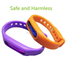 mosquito repellent bracelet eco-friendly natural citronella oil healthy baby anti spring bracelet
