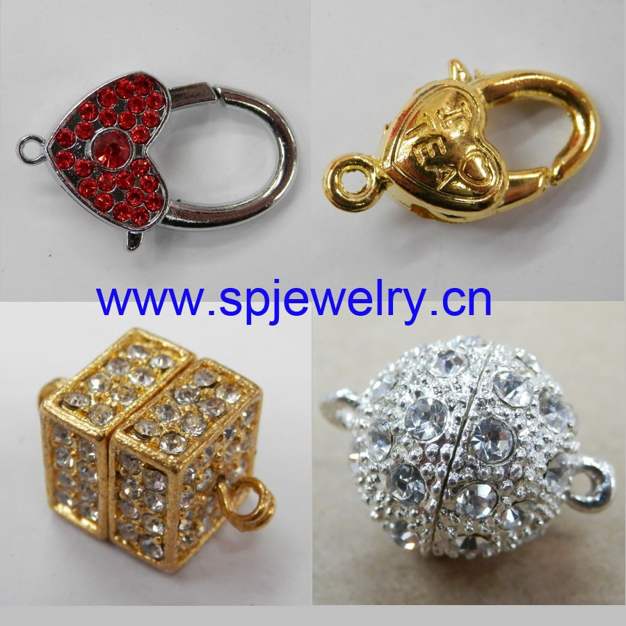lobster claw clasps wholesale