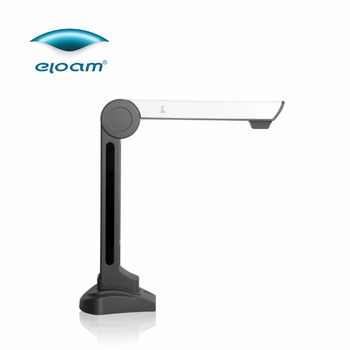2015 new height 21cm 5.0 MP a4 ultra portable document scanner camera