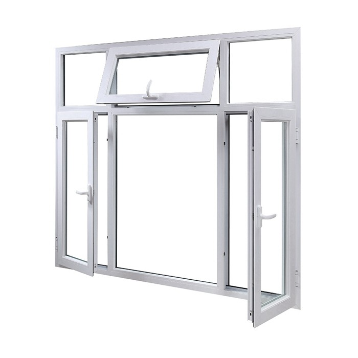 New design casement window aluminium window frame design