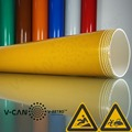 Self-adhesive Reflective Plastic Material for Warning Signs, RS-HI9300 Series