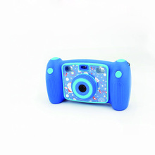 FHD 1080P kids digital camera with built-in game and Cartoon photo Frame