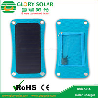 Portable Battery Usb Iphone Mobile Power Bank Charger Solar