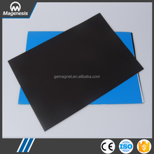 Custom made import grade soft flexible rubber thin magnetic strip
