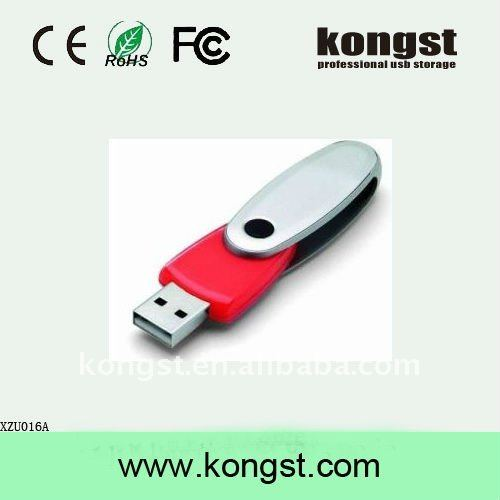swivel usb flash drives usb2.0 disk memory stick
