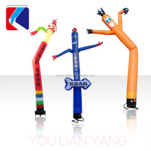 Cheap advertising inflatable air dancer man inflatable sky dancer for sale