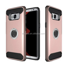 High Quality Shockproof PC TPU Phone Cover For Samsung Galaxy S8 Case