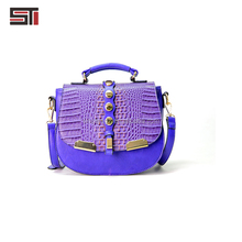 2016 New design korea style cavalinho lady handbag PU bag 14SH-2984D