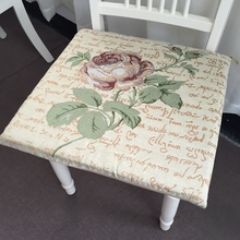 Kitchen Tapestry Sponge Chair Pad
