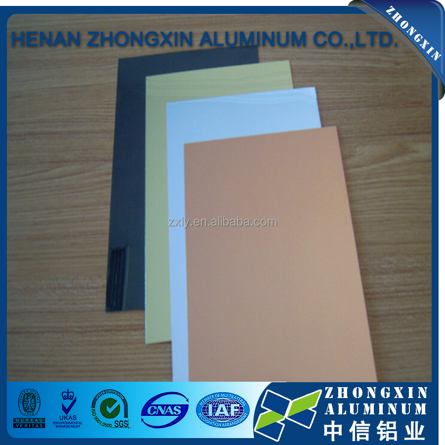Reflective Ionized color Mirror Aluminum Sheet current price