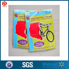 Giant Christmas gift bag plastic bicycle bag