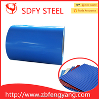 Construction And Real Estate Ppgi Coil