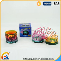Finely Processed Happy Kid Slinky Toy