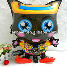 CE proved Small wofl size kid's cartoon balloon