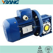 NMRV Mini Worm Gearboxes For Belt Drive