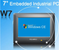 "Embedded industrial touch screen pc 7"" LCD Monitor"