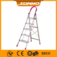 home wide step movable ladder price