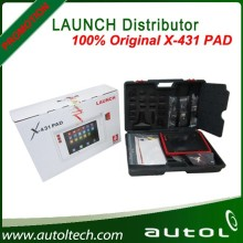 2015 Multi-language Launch X431 Tool 100% Original Universal Auto Scanner Launch X431 PAD 3G WIFI Free Update by Launch Website