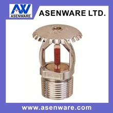 Portable cheap fire sprinkler for home security system