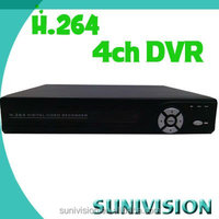 2016 Top 10 H.264 HD 4CH 1080P h 264 full d1 dvr AHD DVR