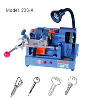 Best price Model 233-A wenxing key cutting machine with external cutter key duplicating machine