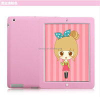 Hot salesilicone case for ipad mini