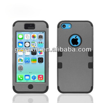 Wholesale custom robot design cell mobile phone case for iphone 5c