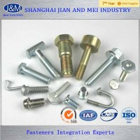 cam hollow furniture hardware screw nut bolt