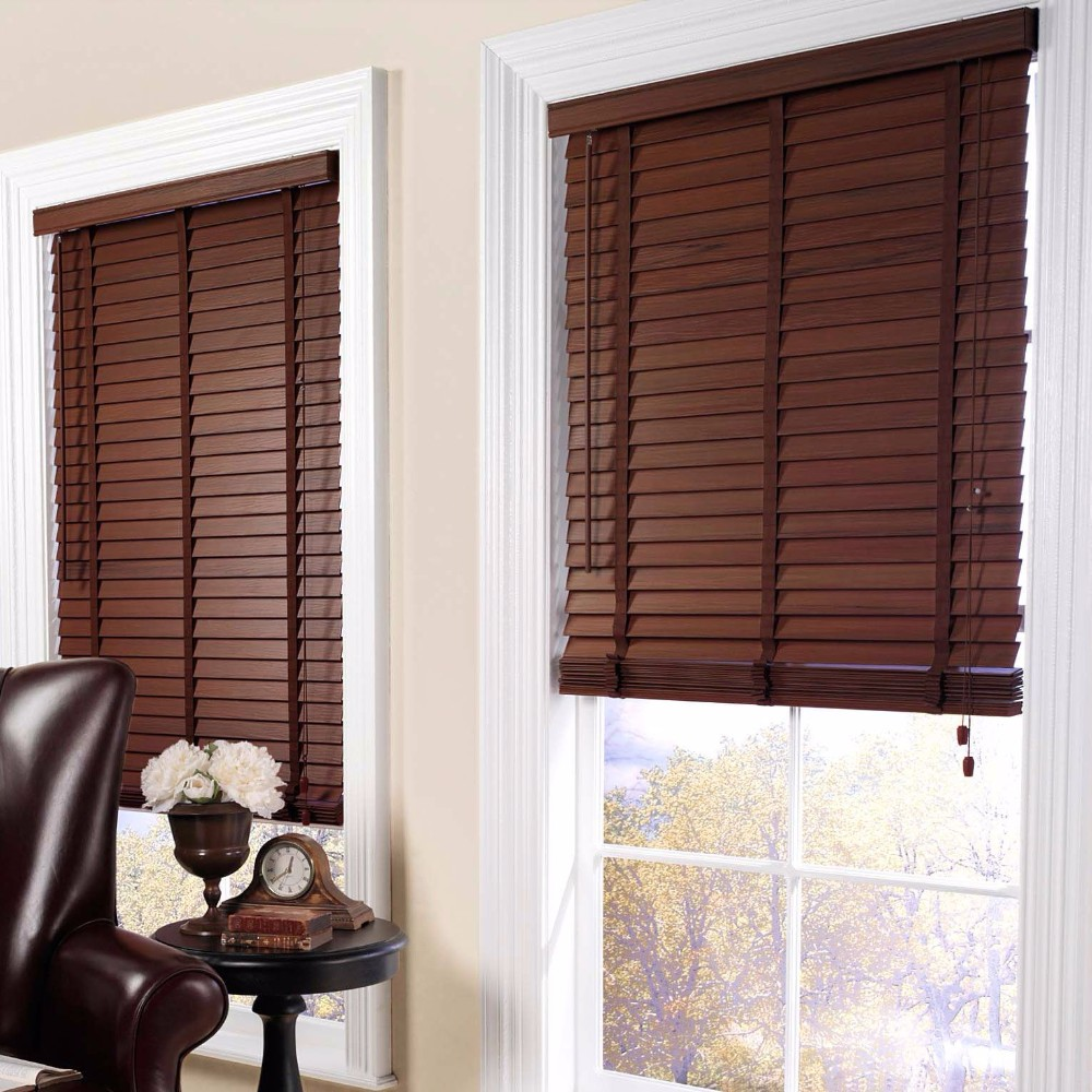 2017 hot sale Chinese bamboo material blinds