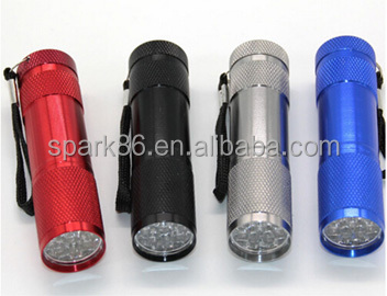 high power led high power gifts pack emergency led flashlight