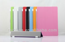 New Smart Cover Protective Magnetic Case Protector Stander Holder Sleep Wake UP 12 Colors Available for Apple iPad Air