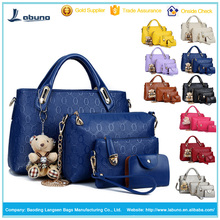 Wholesale latest french designer lightweight leather handbags