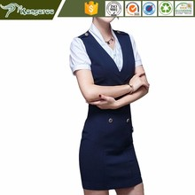 KU100 Wholesale Bell Boy Usher Uniforms For Waitress