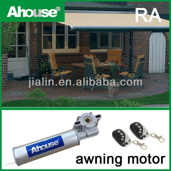 retractable awnings,awning roller tube