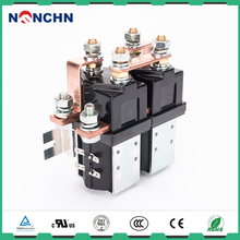 NANFENG Promotional Items China Magnetic 12V Relay 24V Contactor Price