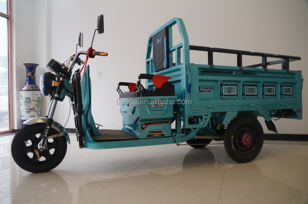 newest Cheap big cargo electric tricycle