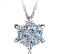 2016 925 Sterling Silver ELSA Necklace Women