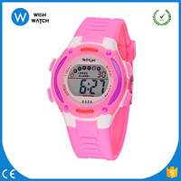 DLW011/ Fashion Children Boys Digital Watches Outdoor Sports Wrist Watch Military Army Watch 50M Waterproof Relogio Masculin
