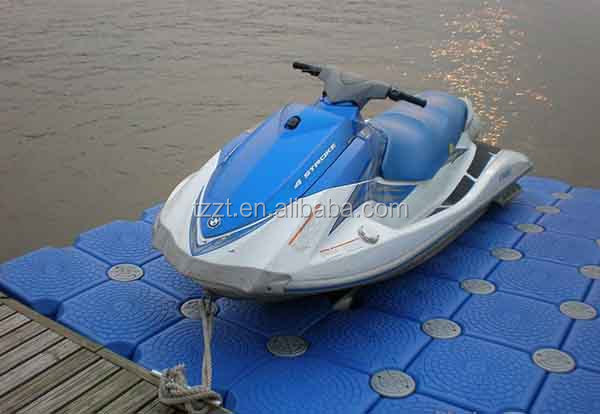 plastic pontoon for jet ski